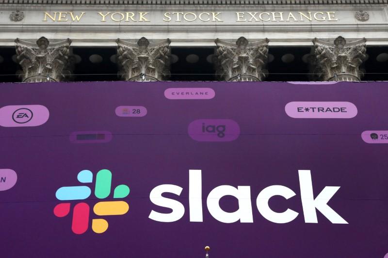 """大摩:下调Slack(WORK.US)评级至""""减持"""",市场红利被其他公司所获取"""
