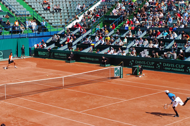 Exclusive: Tennis - Budapest removed as host of Billie Jean King Cup Finals