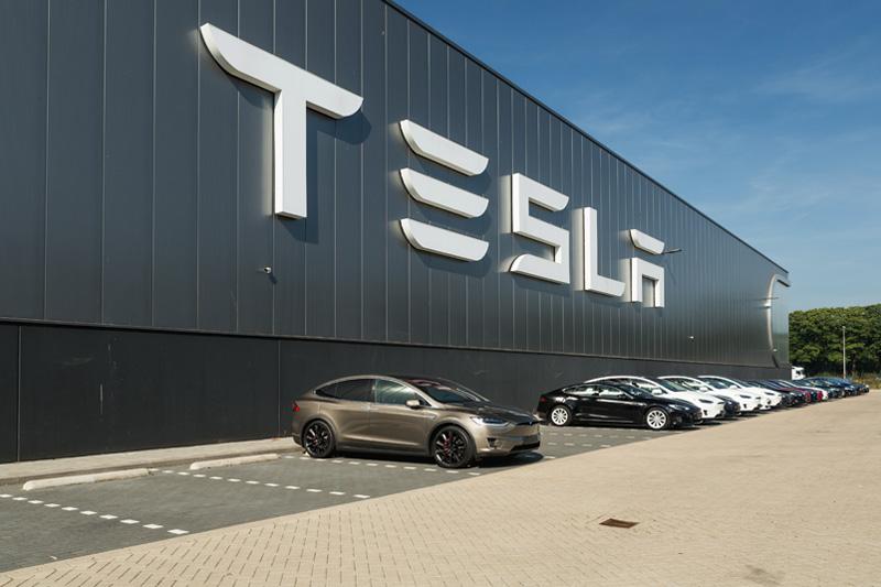 Stocks - Tesla, AMD Rise Premarket