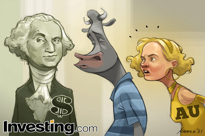 Comic: The Dollar Is Turning Heads Again