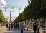سندات تونس الدولارية لأجل 2025 تهبط سنتا مع تصاعد الاحتجاجات