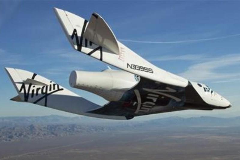 Virgin Galactic's Got a New Spaceship