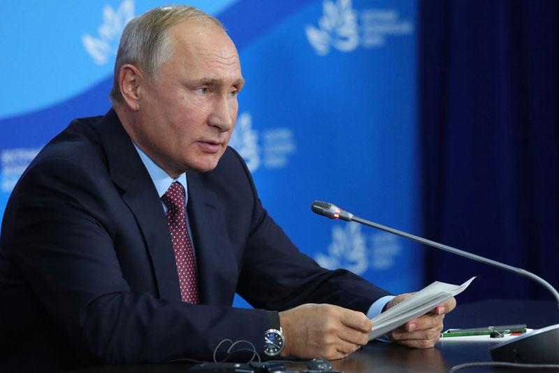 Putin May Meet Saudi Crown Prince at G-20 Summit Next Week