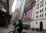 U.S. shares mixed at close of trade; Dow Jones Industrial Average down 0.10%