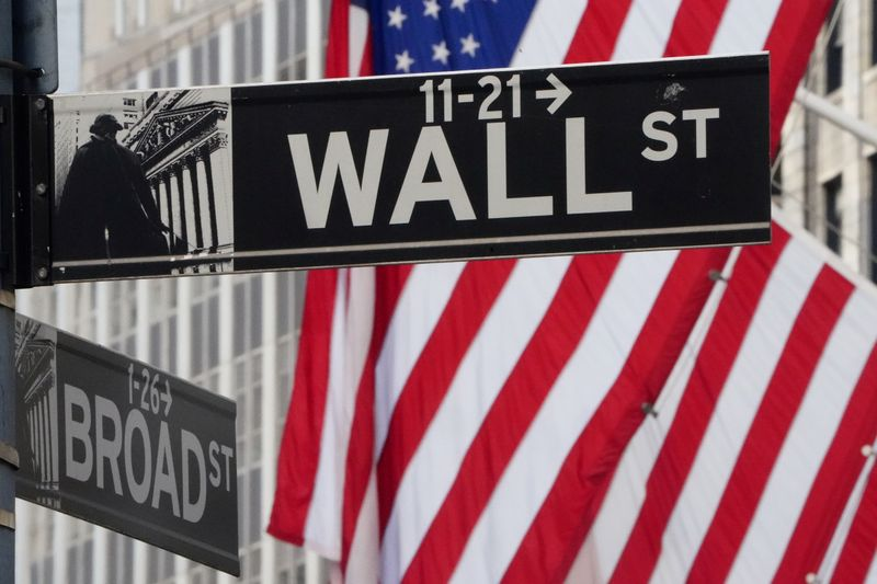 U.S. stocks lower at close of trade; Dow Jones Industrial Average down 1.71%
