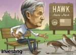 Weekly Comic: Powell Doesn't Offer Hawks Much As Fed Tilts Dovish