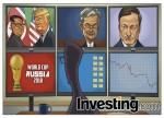 Nuestro cómic: La reunión Trump/Kim, la Fed, el BCE y el Mundial. ¡Menuda semana!