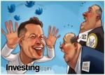 Karykatura Tygodnia: Elon Musk trolluje SEC i Wall Street, cierpi cena akcji Tesli