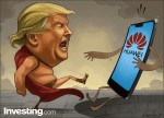 Comic: Trump's Latest Move To Blacklist Huawei Fuel Fears Of U.S.-China Tech War