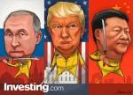 CHARGE - Duelo de Gigantes: Trump se encontrar谩 com Xi, Putin e outros l铆deres mundiais no G20