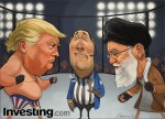 Weekly Comic: U.S.-Iran War Fears Recede �� For Now