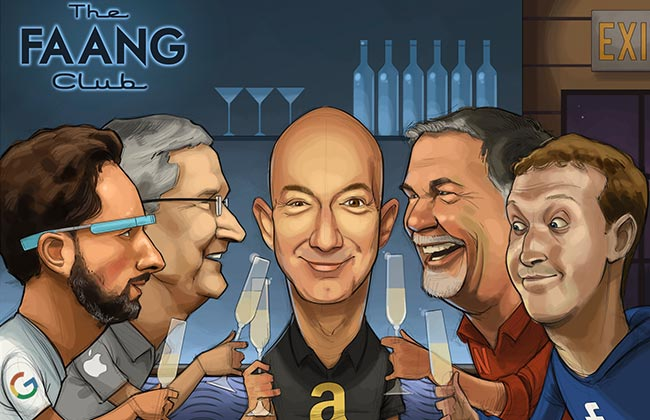 Weekly Comic: Amazon Set to Join Exclusive $1 Trillion Club