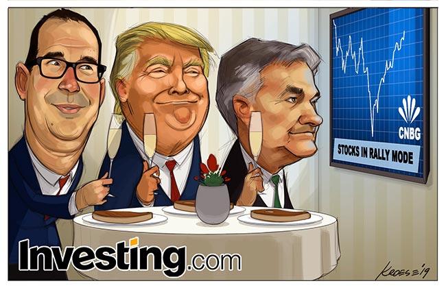La Vignette : Le revirement dovish de Powell booste les valeurs et réjouit Trump