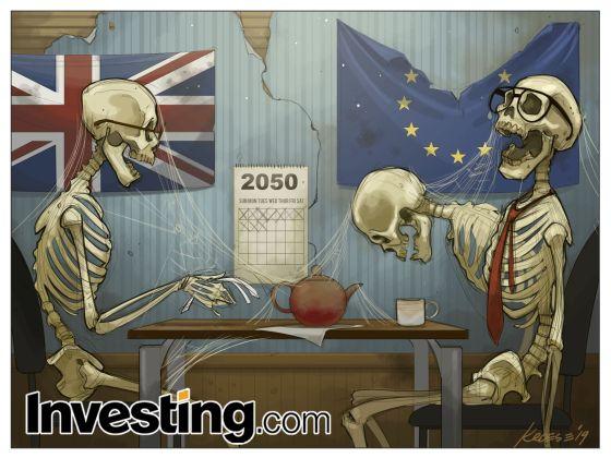 الكاريكاتير الأسبوعي: خروج بريطانيا يعاني من الفوضى ولا مفر من التأخير على ما يبدو