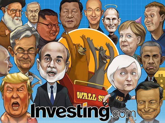 การ์ตูน: Investing.com ฉลองภาพการ์ตูนครบ 250 ชิ้น ตัวละครโปรดของคุณคือใคร