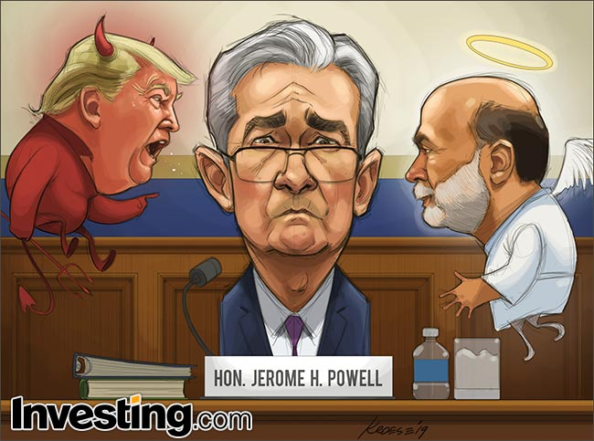 Comic: Powell Says What Markets Want To Hear As Fed Signals July Rate Cut