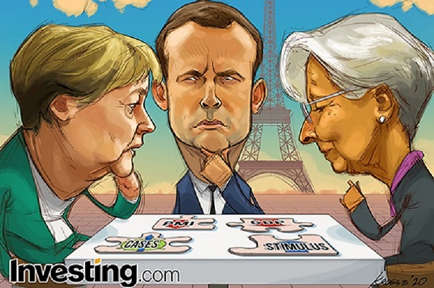 Illustration : Vers plus de mesures de la BCE face à la baisse de l'inflation ?