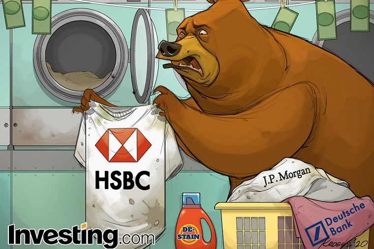 BD: Les banques et la laverie automatique mondiale
