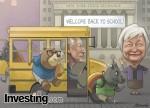 Haftalık Karikatür: Uzun yazın ardından yatırımcılar piyasalara dönüyor