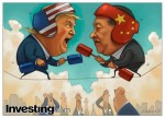 Comic: Investors Wait Anxiously as Trump and Xi Joust Over Tariffs