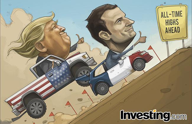 Wall Street: Bedeutsame Augenblicke für die Aktienmärkte Von Investing