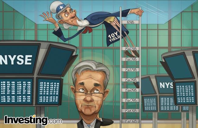 Nuestro cómic: El bono estadounidense amenaza con romper la barrera del 3%