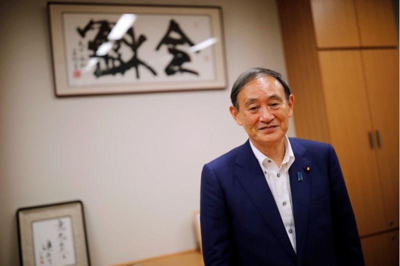 Japonya'da parti seçimlerini kazananan Suga'nın bu hafta başbakan olması bekleniyor