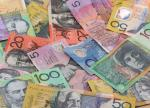 Forex - Aussie almost unchanged, kiwi moves lower vs. stronger greenback