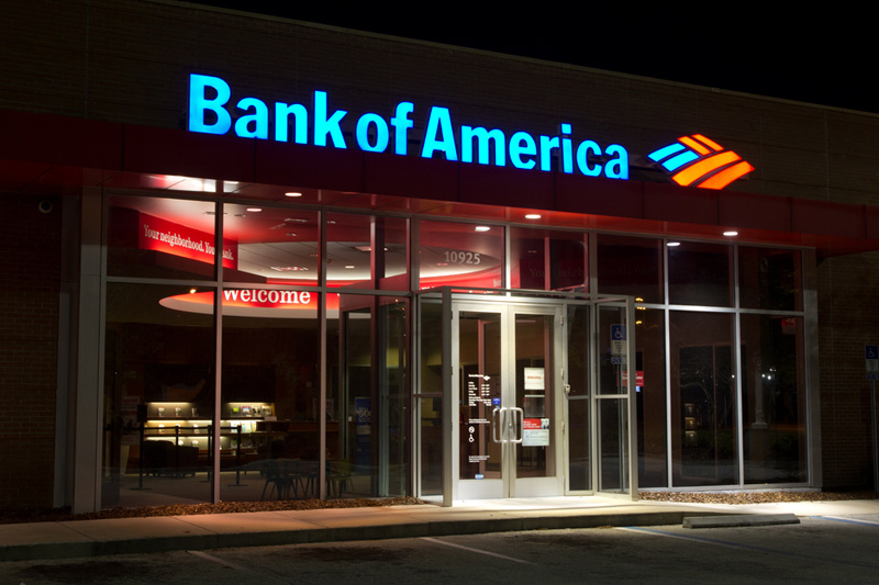 Bank of America Falls 3.03% By Investing.com
