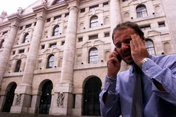 © Reuters.  Italy stocks lower at close of trade; Investing.com Italy 40 down 0.11%