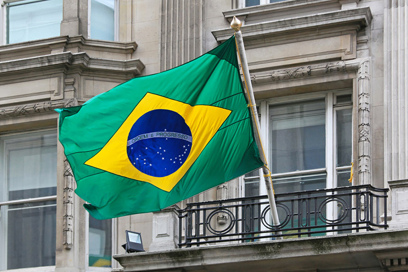 Queda do PIB foi menor do que em outros países, diz ministério Por Agência  Brasil