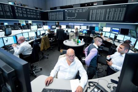 مؤشرات الأسهم في ألمانيا ارتفعت عند نهاية جلسة اليوم؛ داكس 30 صعد نحو 0.60%