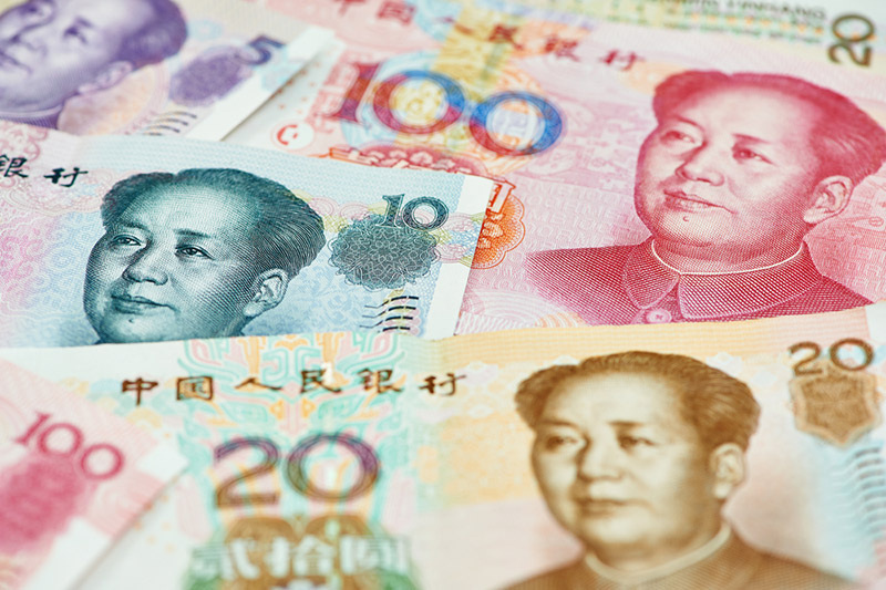 FOREX-Offshore yuan holds gain after Trump remarks on China stance
