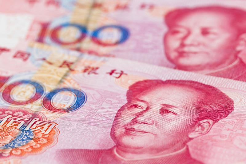 MÄRKTE-Yuan fällt nach Zinssenkung auf Zwei-Monats-Tief