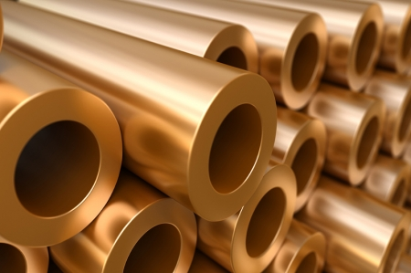 Copper Hits Seven-Year High as Demand Hopes Build