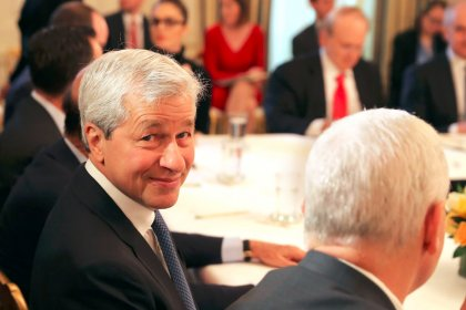 People thought they caught JPMorgan buying bitcoin after Jamie Dimon called it a 'fraud' — but that's not what happened