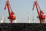 China's March exports shrink 15 percent year-on-year in shock fall