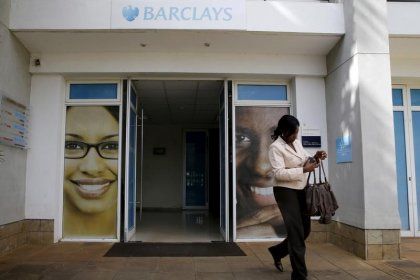 Exclusive - South African pension fund seeks central bank approval to increase Barclays Africa stake: sources