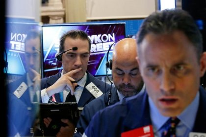 U.S. stock futures tumble as Trump opens path to White House