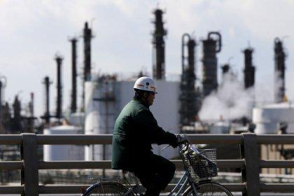Japan business mood brightens as yen weakens: Reuters Tankan
