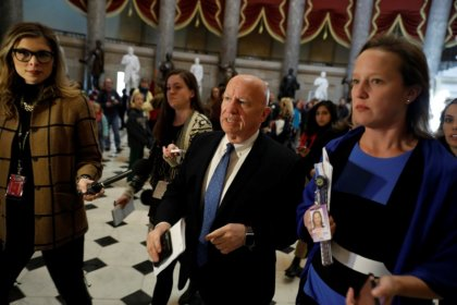 House Ways and Means Chairman aims to move tax bill through committee in spring