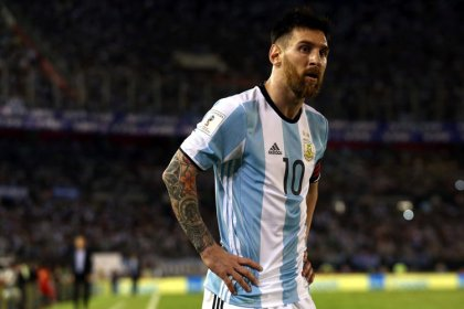 Soccer: Messi banned for four international matches