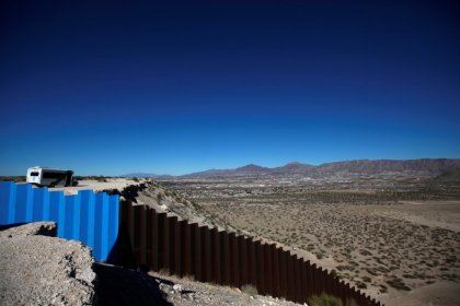 Trump's funding request for U.S. border wall hits snag among some Republicans