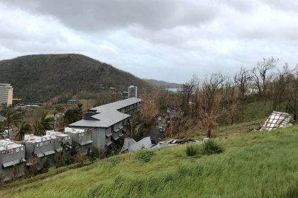 Army assesses damage after storm 'absolutely smashes' north Australia