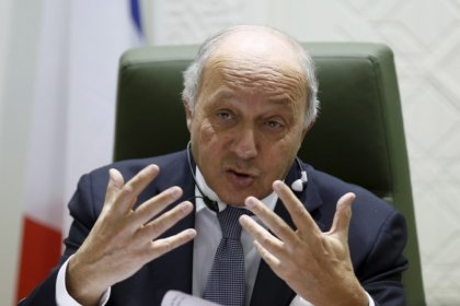 France's Fabius says Trump's move on Obama-era climate policies is backward step