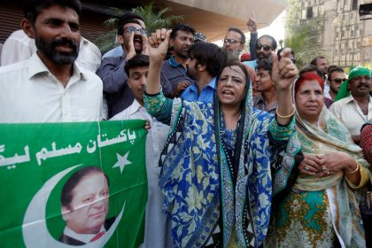 Pakistan's top court rejects call to disqualify prime minister