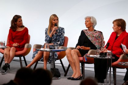 Ivanka Trump says still defining role, wants to help empower women