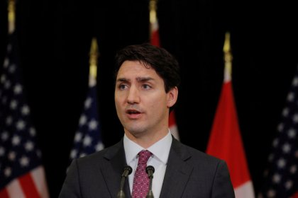Trudeau vows to defend Canada interests as U.S. targets lumber