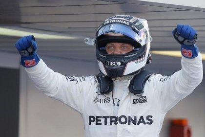 Bottas consigue en Rusia su primera victoria en Fórmula 1