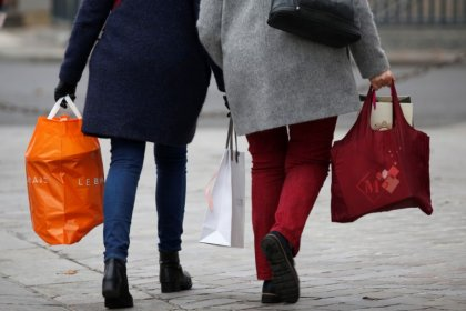 Euro zone retail sales up for third month despite higher prices